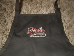 FEEB'S Kitchen Apron